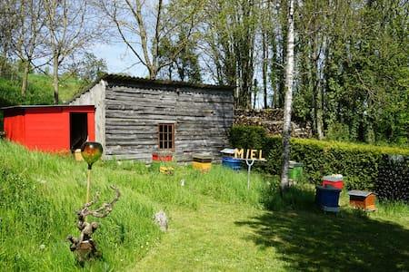 Chambre chez l'apiculteur - Lanty-sur-Aube