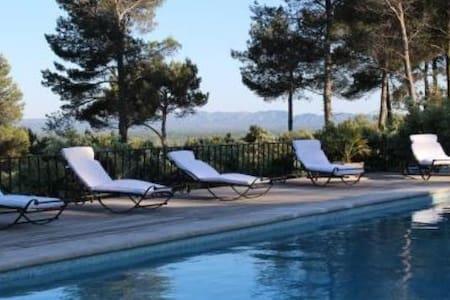 Superbe propriété Luberon & Alpille - Noves