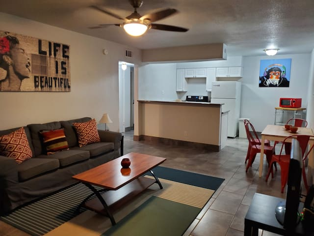 Modern Spacious Furnished 1BR/1B by Heights (12)