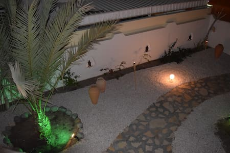 Karibu residence in Oman