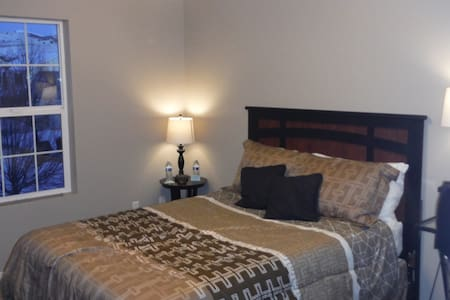 Portneuf Room (Private) - Pocatello - Casa