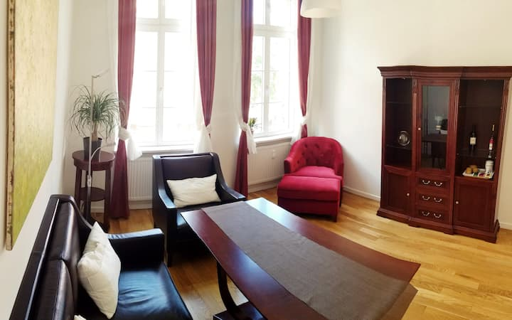 Historisches Apartment mit Charme - 103