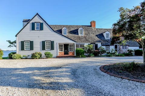 Historic Rousby Hall, Waterfront, Patuxent River