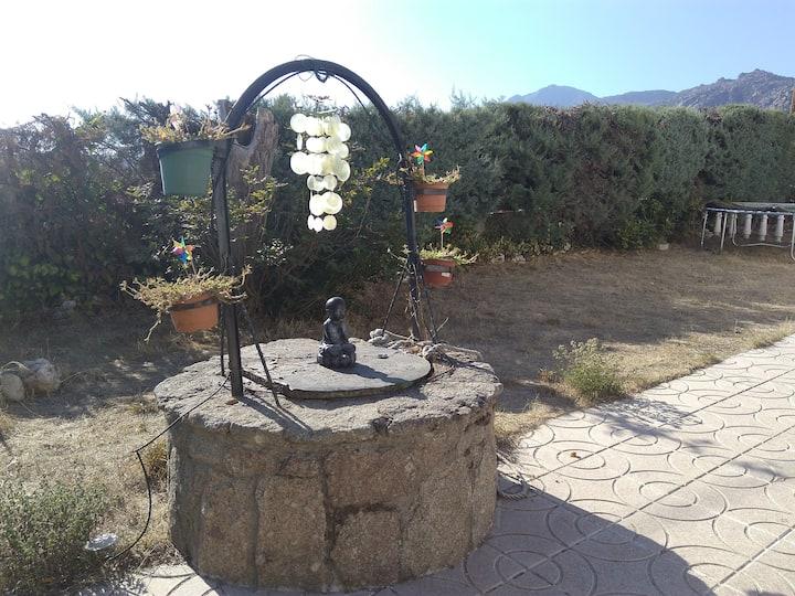 """Casa familiar de Campo """"El Encuentro"""" en El Boalo"""