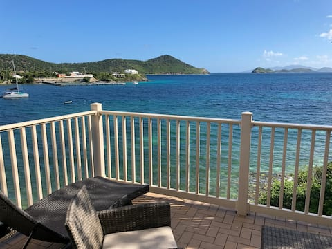 Point Pleasant - USVI - Villa Bali - Waterfront