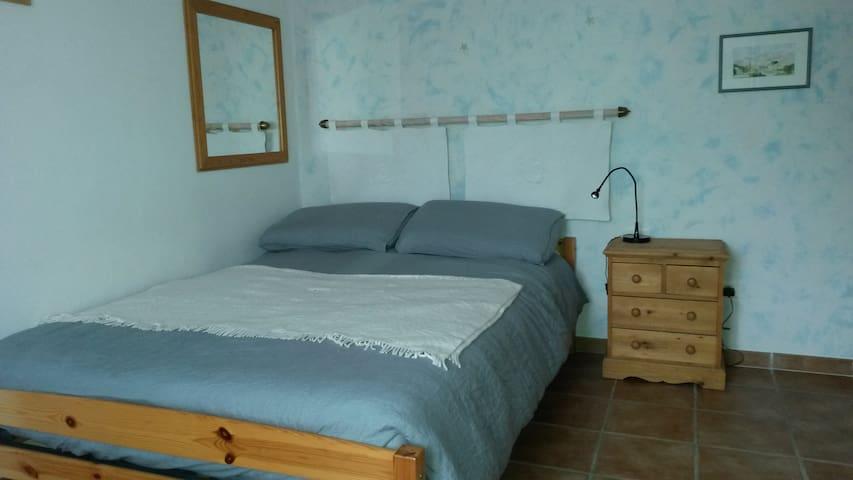 Chambres privées climatisées + piscine chauffée - Eyguières - Casa