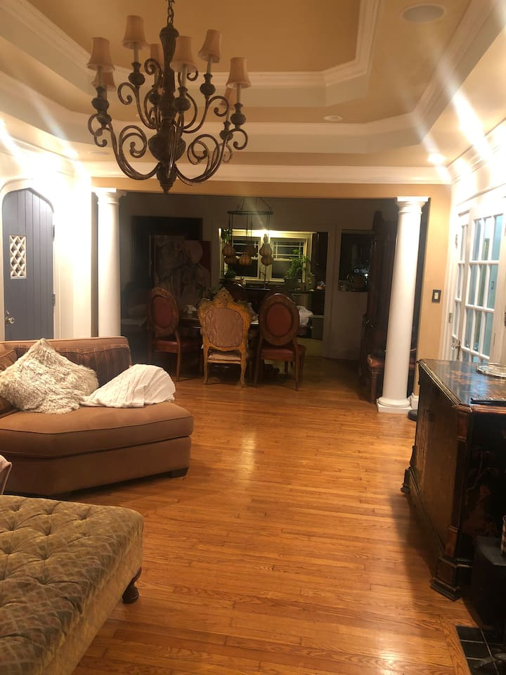 Spacious 3 bedroom cottage in Mooresville