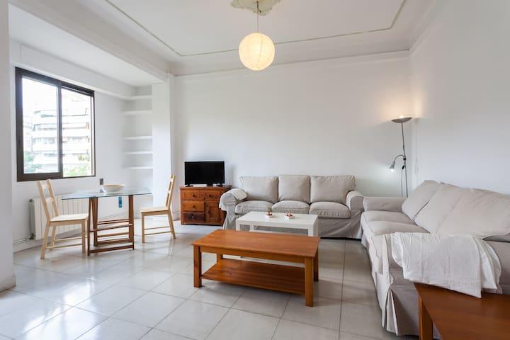 Maravilloso piso cerca de la playa y de la uni - València - Apartament