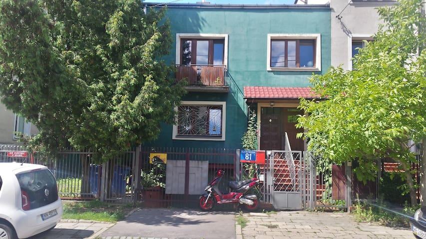 Mokotów z ogródkiem / Blisko metra - Warszawa - Apartamento