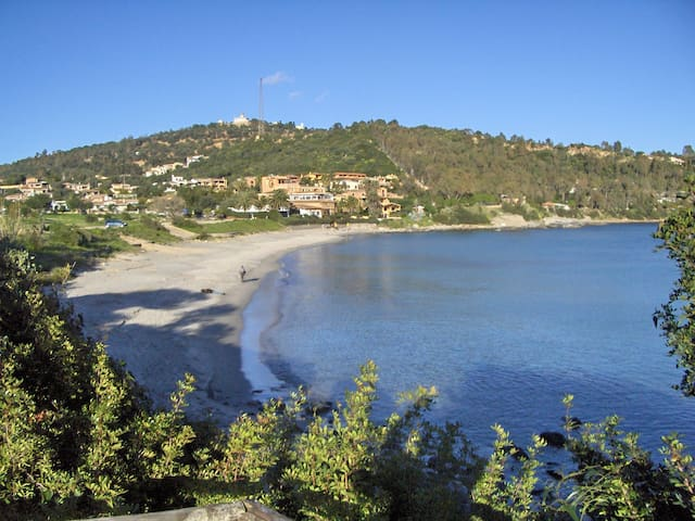 Trilocale n°9 Borgo Ulivi Arbatax pressi spiagge - Arbatax - Appartement