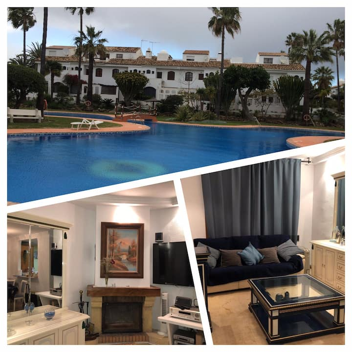 Nice 3 Bedrooms by Flor Home close to the beach