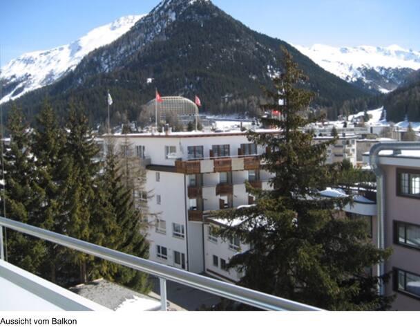 Calanda 4 - Davos Dorf - Apartment