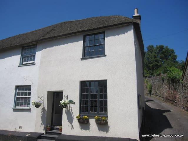 Thyme Cottage, Dunster - Dunster - House