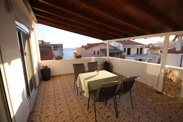 Apartment in the centre of Neos Marmaras - Neos Marmaras - Huoneisto
