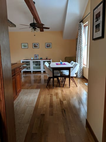 disinfected-Private 1 bdrm in-law apt
