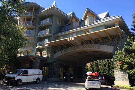 Whistler Village Cascade Lodge Condo - 惠斯勒 - 分时度假住宿
