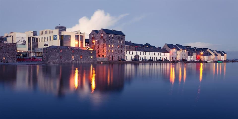 Central, Safe, Scenic. - Galway - Huoneisto