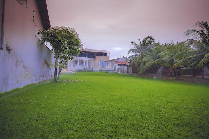A casa mais charmosa de Tabatinga - Conde - House