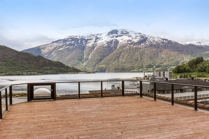 Studio in Sogndal city center - Sogndal - Condominium