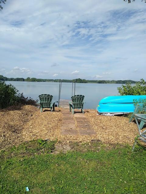 Peaceful retreat @ McMallard Vacation Rental