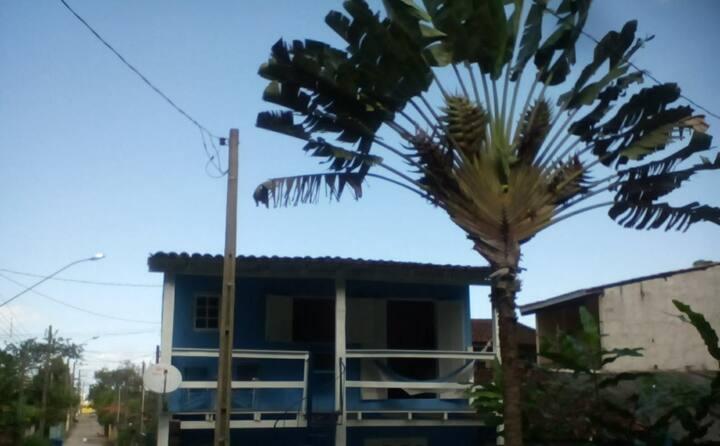 Casa Azul - Boiçucanga