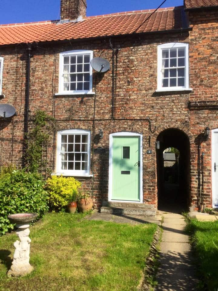 Hope Cottage.  Whixley.