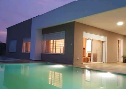 🌟Villa de campagne luxueuse avec piscine & garage
