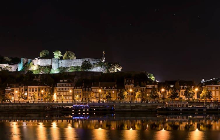 Namur La citadelle.