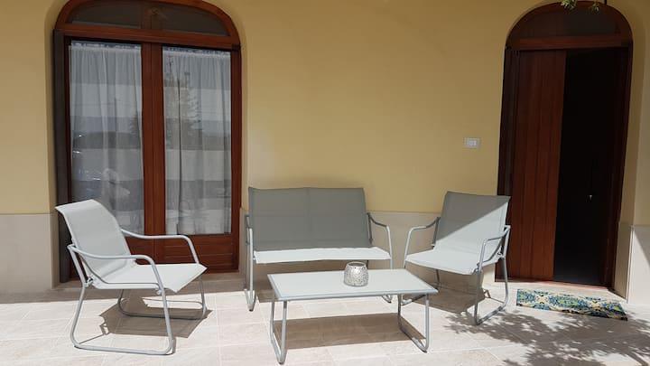 Villa Marcella - Appartamento Bouganvillea