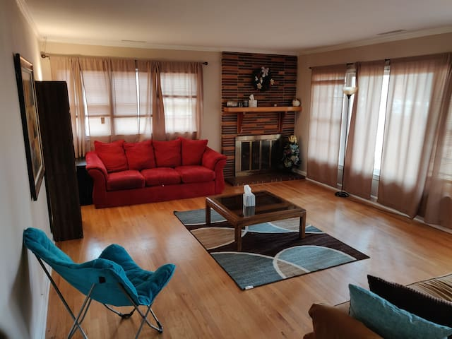 NEW!! Upscale 2Bd/1Ba Home near GSU Off Main St.