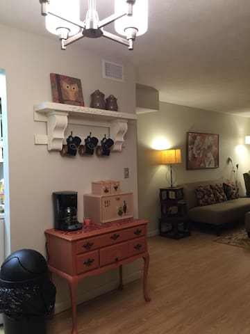 Cozy Condo Central Location - Louisville - Leilighet