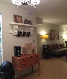 Cozy Condo Central Location - Louisville - Apartament
