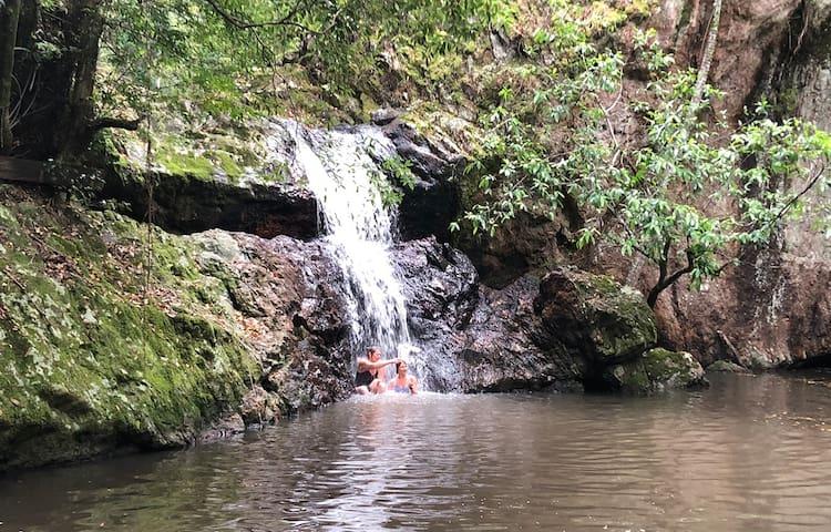Elysian Falls