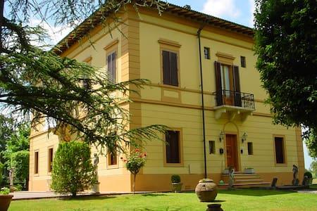 Villa Querciolinaia - 蒙特里久尼(Monteriggioni) - 公寓