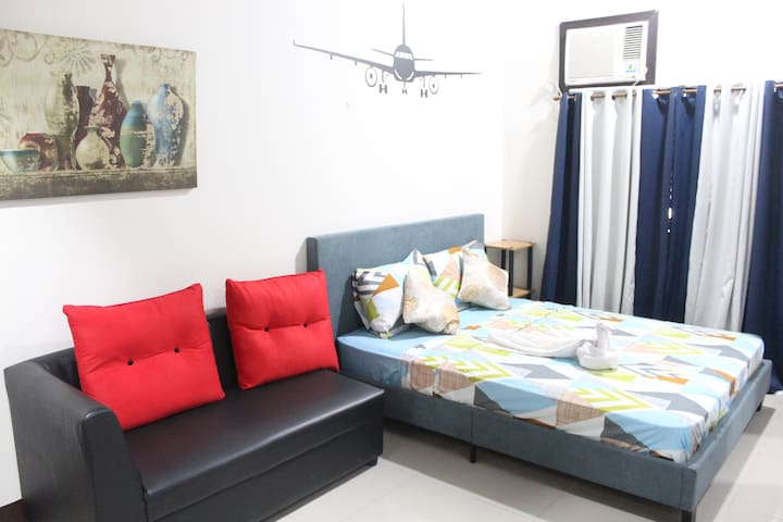 Good Vibes Rm Near SM Cebu & Robinsons Galleria