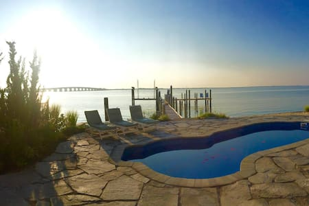 Bayfront Dream House - LBI - Stafford Township - Hus