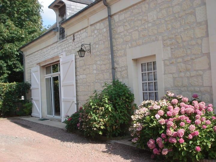 "Gite ""Au coeur de la vallée de la Loire"""