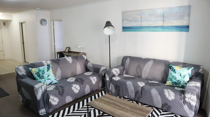 Heart of Brisbane CBD 1 bed Apartment with pool