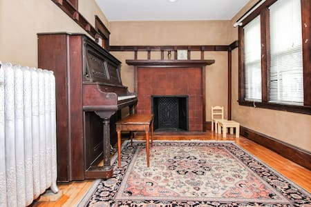 Wollaston beach 3 bed,2 bath home,access to Boston - 퀸시(Quincy) - 단독주택