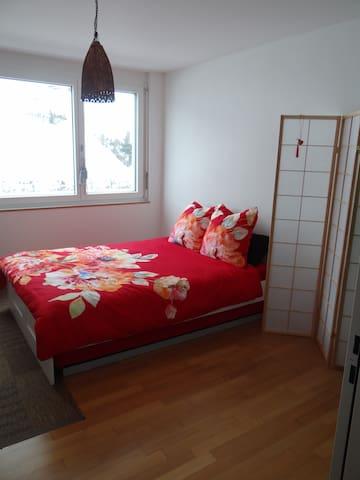 Privatzimmer mit Bad nahe Einsiedeln - Trachslau