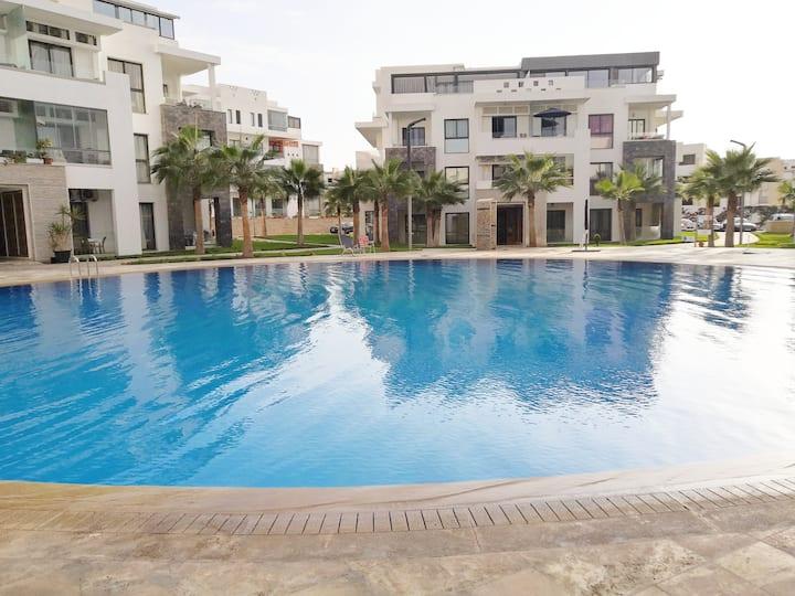 Super appartement near the beach of agadir