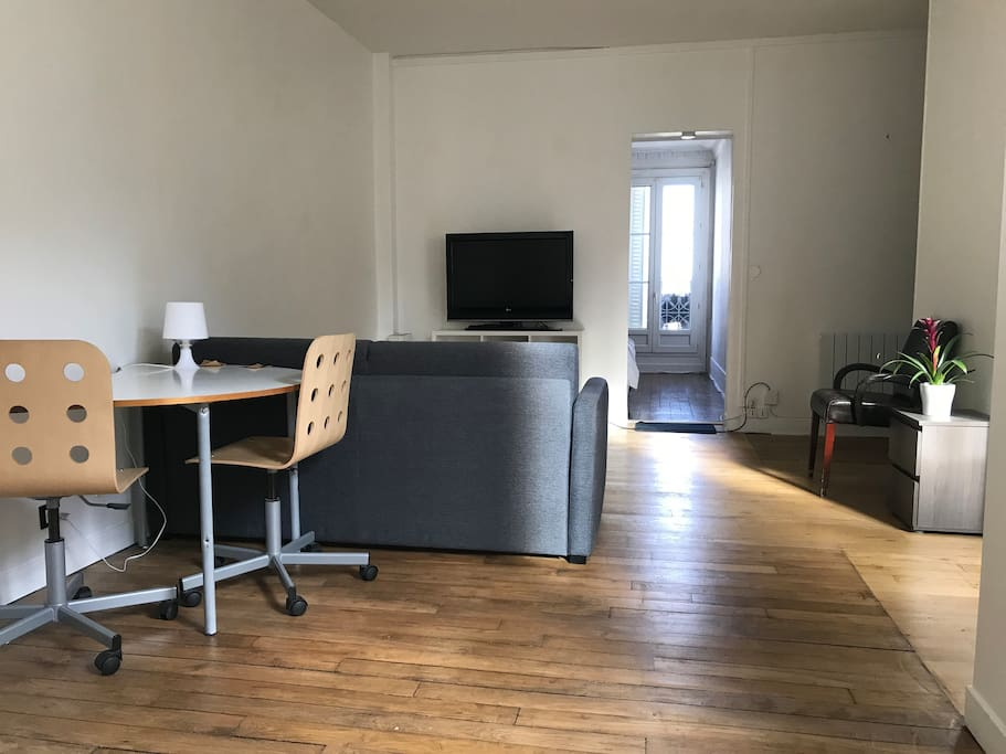 New cosy private rom a levallois appartements louer - Chambre d hote levallois perret ...