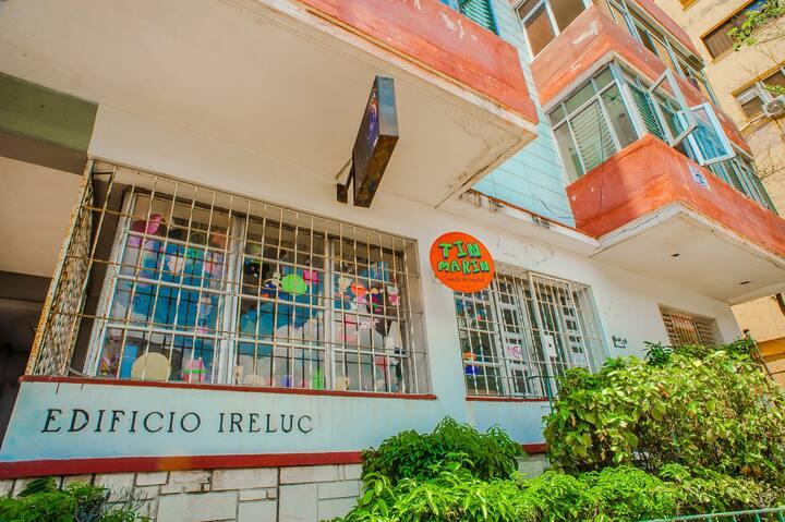 .* Havanian Romanticism with Lovely Terrace *.