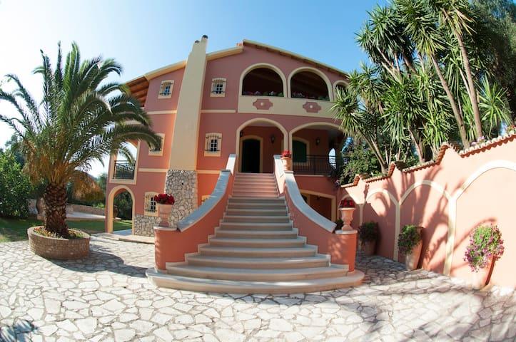 Villa Pagali - Corfu - Hus