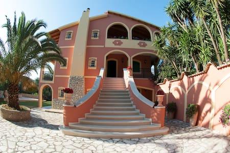 Villa Pagali - Corfu
