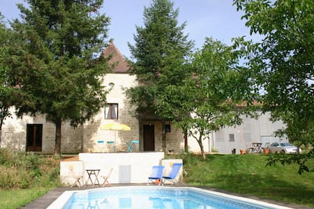 Franquettes, luxury French house - Nabirat - Casa