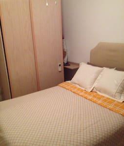 1 Hab. cama de matrimionio+1 adicional opcional - Brunete