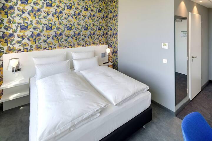 Hotel am Remspark, (Schwäbisch Gmünd), Standardzimmer Silber