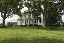 Maple Grove Plantation House