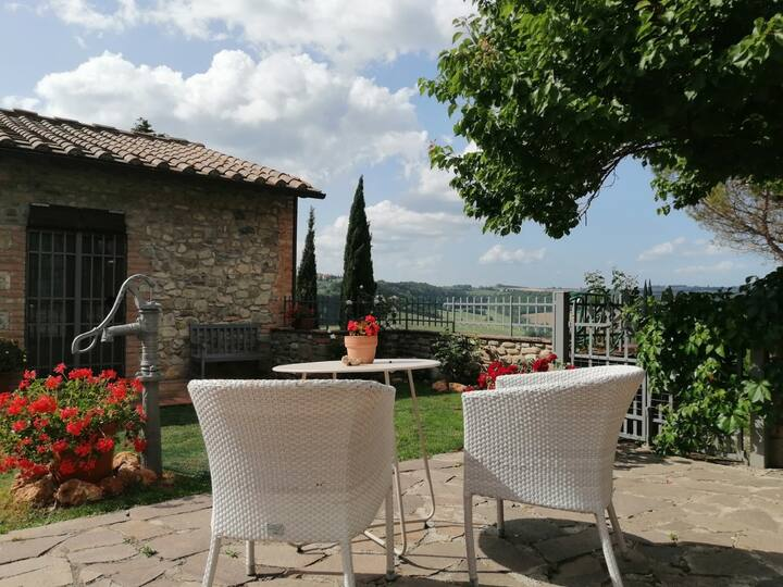 San Martino' s house in Chianti